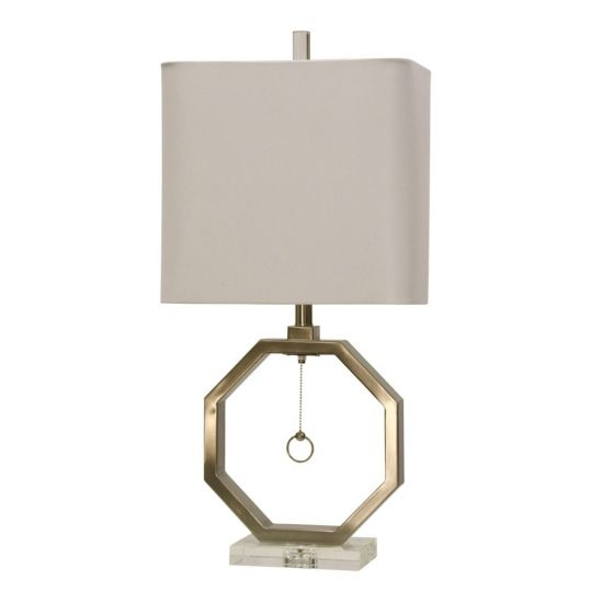 Beatrix Metal Table Lamp Tepperman S