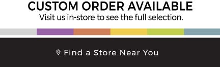 Custom Order Image - Custom orders require a 20% non-refundable deposit, payable at time of purchase.